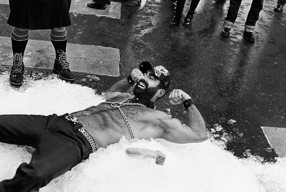 5 Ice Bath