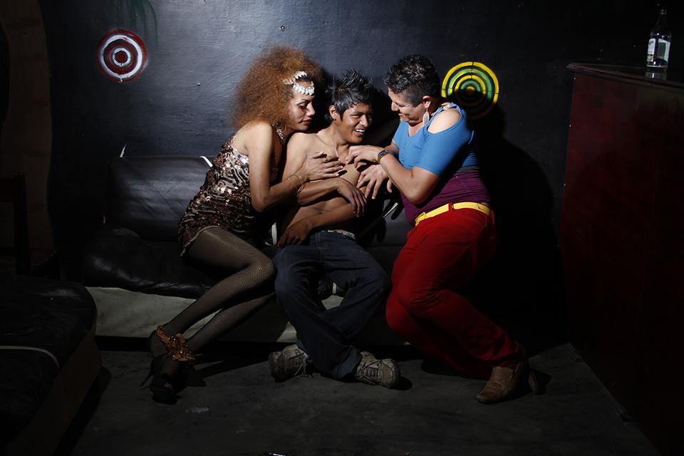 Los amantes 1 Foto NelsonMorales