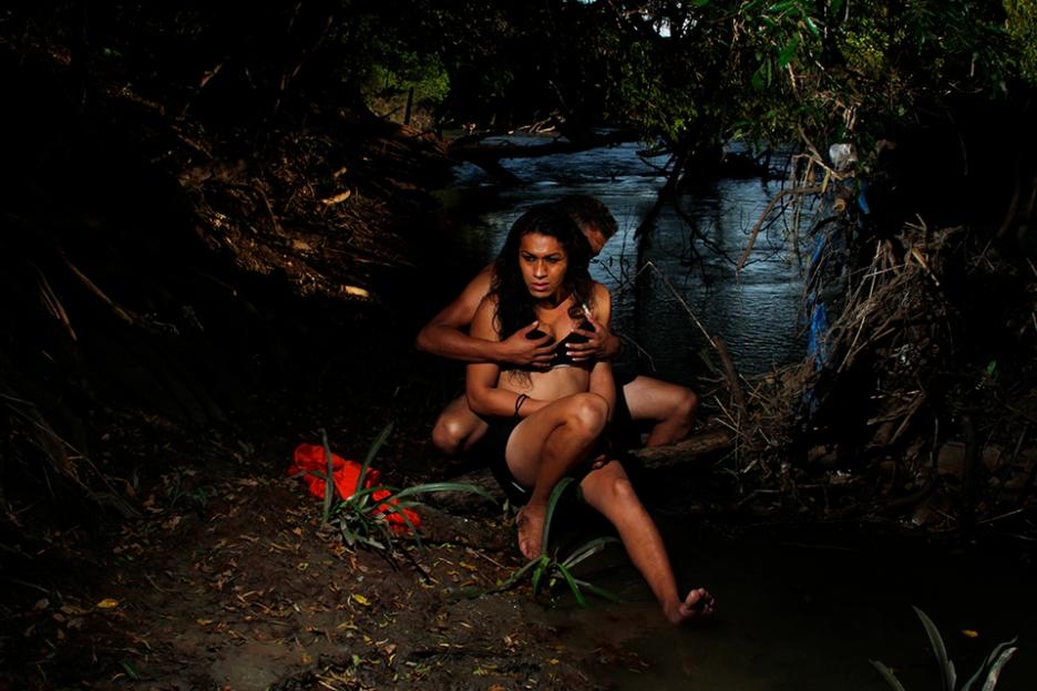 Los amantes 3 Foto Nelson Morales
